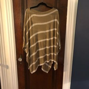 Brooks Brothers Poncho